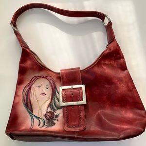 Caiman Shoulder Bag